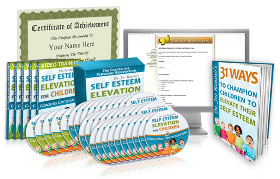 Self Esteem Elevation for Children Coaching Certification