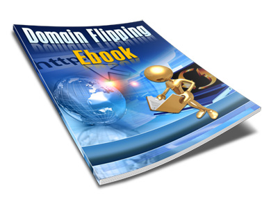 Domain Flipping Fortune eBook by Frank Breinling exposes to rake in at least $10,000 every month Selling Domain names by starting with just $10 Investment
