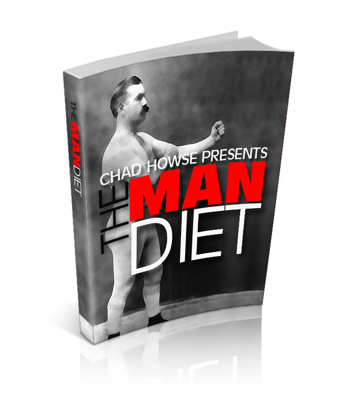 The Man Diet Review – Chad Howse' Way Men Need to Eat