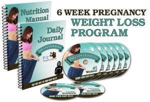Download 6 Week Pregnancy Weight Loss Program eBook