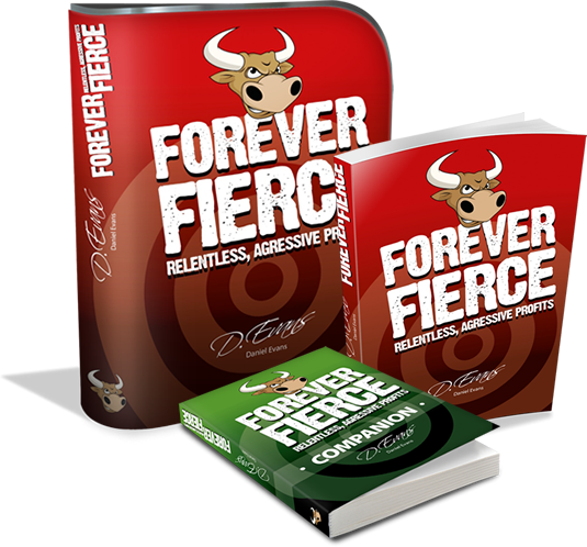 Forever Fierce eBook by Daniel Evans is recommended for anyone who wants to make money from Fiverr. You can use Daniels System to make Thousands in 7 Days.