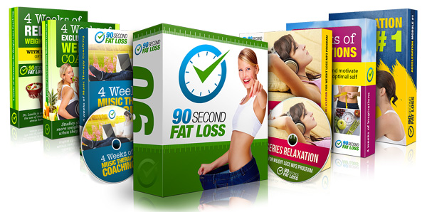 Download 90 Second Fat Loss Program eBook