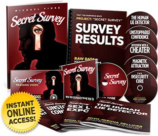 Download Secret Survey: The Truth about Men eBook
