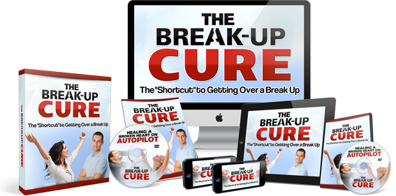 The Breakup Cure Program is for those people that are good hearted, who have been lost in their love life and I must say it's definitely for men and women