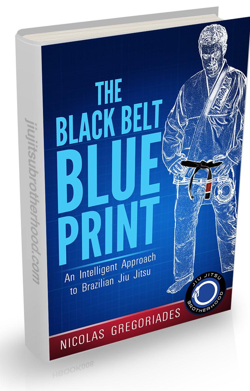 The Blackbelt Blueprint for Brazilian Jiu Jitsu Training is a must have for true students of jiu jitsu, this guidebook most needed when beginning training