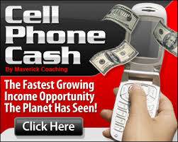 Cell Phone Cash System