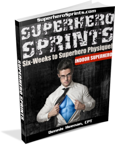 Download The Dennis Heenan Super Hero Sprint eBook Download