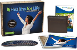 Healthy for Life University makes it easier for you to learn a healthy life and keys to preventing and reversing costly problems for a disease free tomorrow