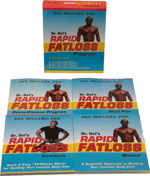 Download Dr Del's Rapid Fat Loss Challenge Program