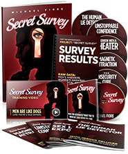 Secret Survey Review - The Truth about Men eBook by Michael Fiore