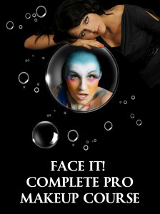 Face It! Complete Pro Makeup Course Program is designed to help any makeup novice learn the ropes of applying makeup in the shortest time possible online...