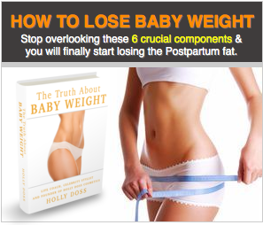 Get The Truth About Baby Weight eBook Now