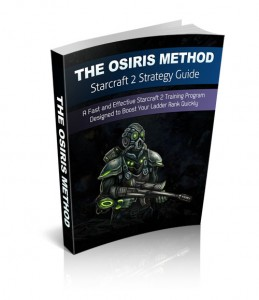 Star craft Osiris Method secret of the swarm complete strategy guide
