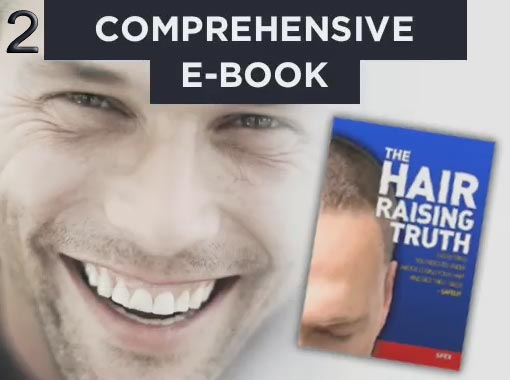 Maximum Hair Minimum Loss eBook by Spex will help you Understand the psychology of hair loss and how it can affect your self-esteem and your confidence ...