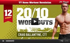 Click Here Now To Watch Home Workout Revolution Video