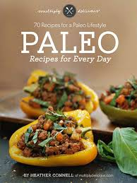 Download Paleo Recipe Book Now