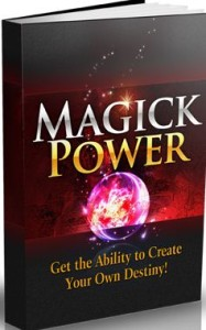 Click Here To Download The Magick Power eBook