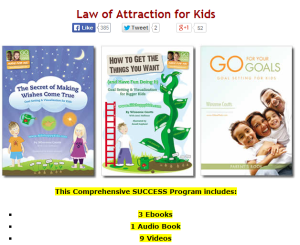 Click Here To Download Law Of Attraction For Kids eBook