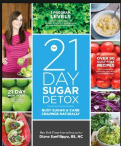 Download 21 Day Sugar Detox guide now