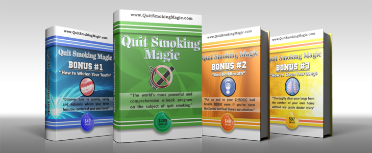 Download Quit Smoking Magic eBook Now