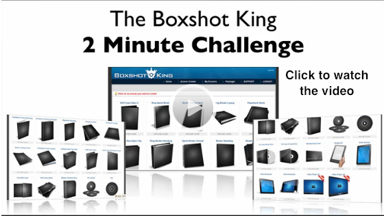 Click Here To Download The Box Shot King Software