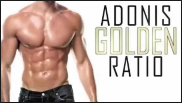Adonis Golden ratio workout