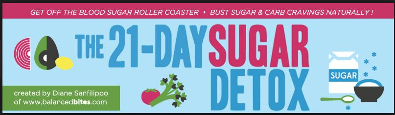 21 day sugar detox program